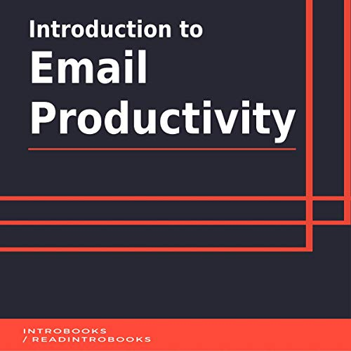 Couverture de Introduction to Email Productivity