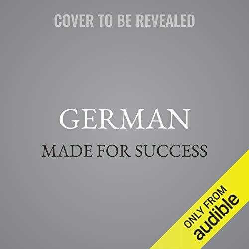 German audiobook cover art