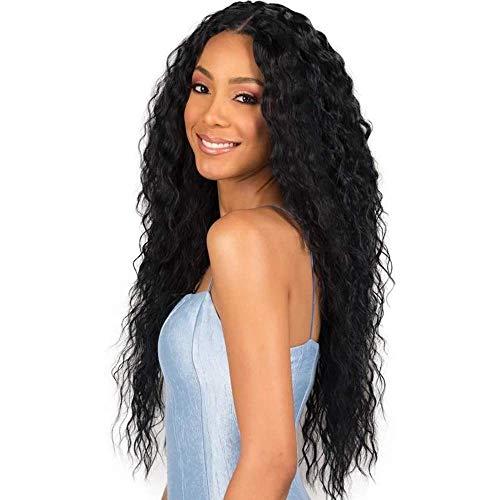 Bobbi Boss Lace Front Wig MBLF120 [KIANA] (1B)