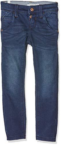 NAME IT Jungen NKMSILAS DNMTHORSTEN 3122 Pant NOOS Jeans, Blau (Dark Blue Denim), 134