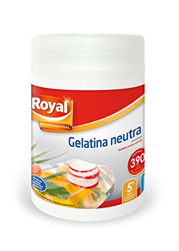Royal - Gelatina neutra - 650 grammi