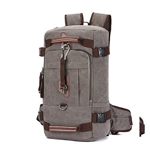 NKns Rucksack Jubiläumsgeschenke Für Männer Männer Tasche Wanderrucksack Geschenke Für Männer Angelrucksack Rucksack Canvas Rucksack Handgepäck