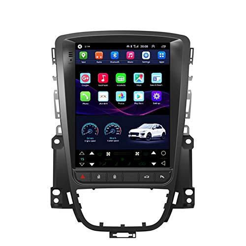 HP CAMP Car Stereo per Buick Excelle/Opel Astra J 2010-2014, GPS Radio Android 9.1 8 Core con CarPlay/DSP/Posteriore Integrata (Regalo), Supporta GPS/RDS/OBD/DVR/Dab(32G 64G),4g WiFi 2g+32g