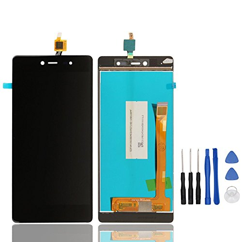 Original Ersatz-LCD Anzeige komplett und Touchscreen Digitizer Haus für Wiko Fever