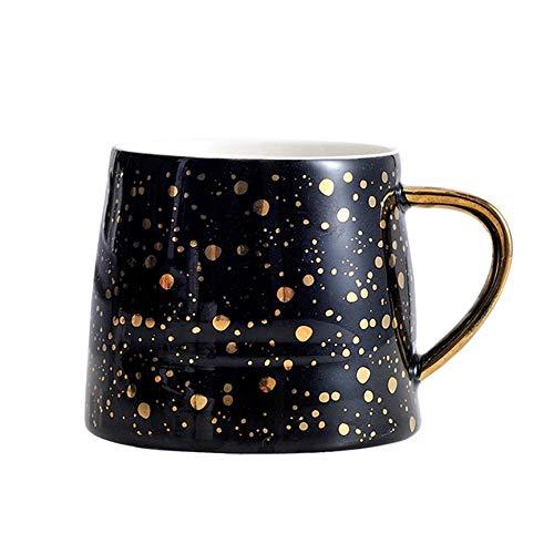 WxberG Vasos de 250 ml para zumo, cócteles, cerveza, café helado, juego de vasos para cocina y bar (color negro)