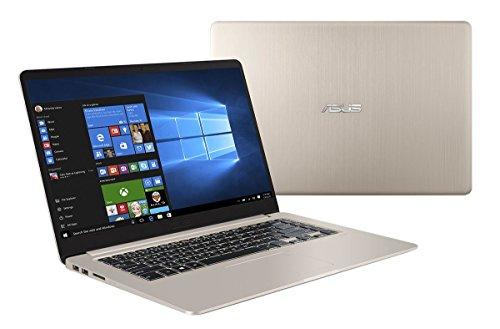 ASUS VivoBook S510UN-BQ134T 1.80GHz i7-8550U 15.6' Oro Computer portatile