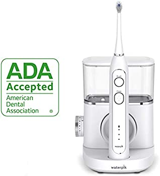 Waterpik Sonic-Fusion Professional Flossing Electric Toothbrush