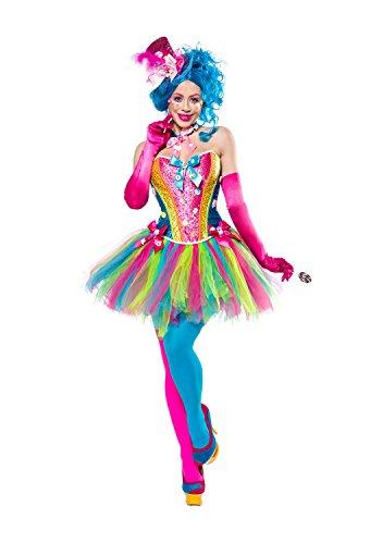 Mask Paradise Damen Kostüm-Set Candy Girl M