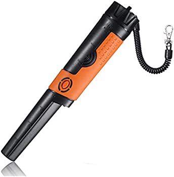 Tacklife IP68 Waterproof Pinpointer Metal Detector with High Sensitivity