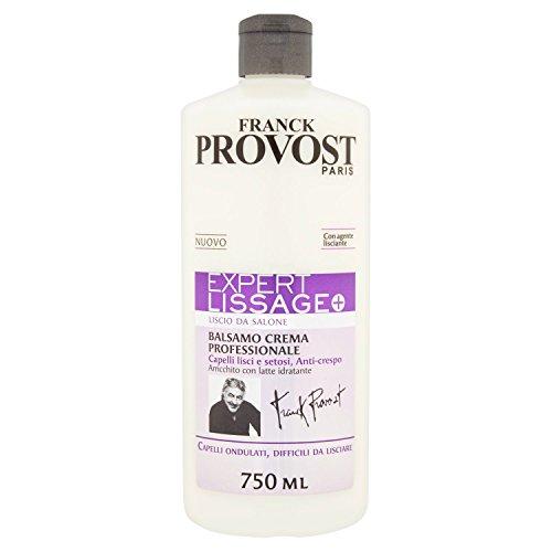 Franck Provost Paris Expert Glatte + Professional Shampoo, 750ml