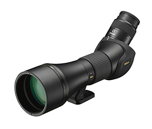 Nikon Monarch 82ED-A - Telescopio (1 m, Negro, 108 mm, 112 mm,...