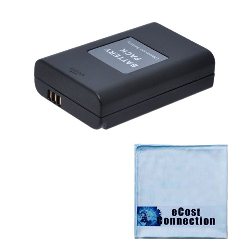 ecost memory cards Samsung ED-BP1310 Replacement Battery For Samsung BP1310 + Microfiber Cloth by eCost Connection