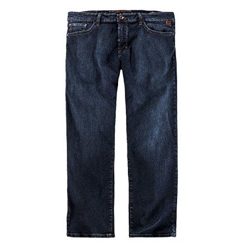camel active dunkelblaue Jeans Woodstock Übergröße, amerik. Hosengröße in inch:38/32