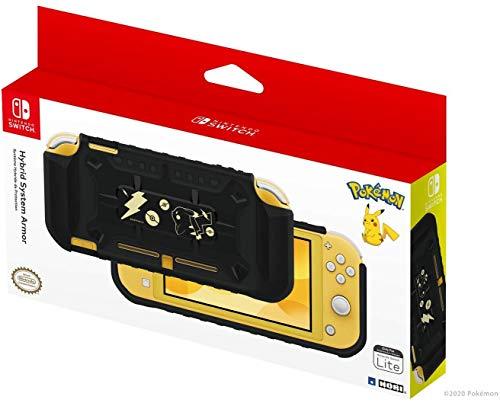 HORI - Carcasa híbrida Pikachu (Nintendo Switch Lite)