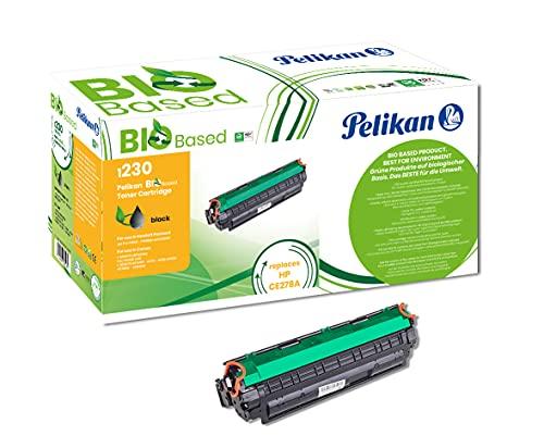 Pelikan Cartucho de Tóner Bio Based reemplazo para HP 85A Negro (CE285A)