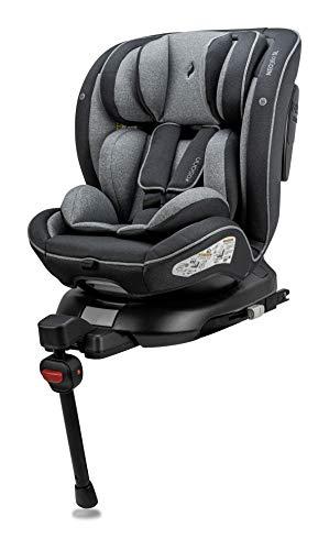 Osann Neo360 SL Kindersitz Gruppe 0+/1/2 (0 – 25 kg), Reboarder-Kindersitz mit Isofix und Standfuß