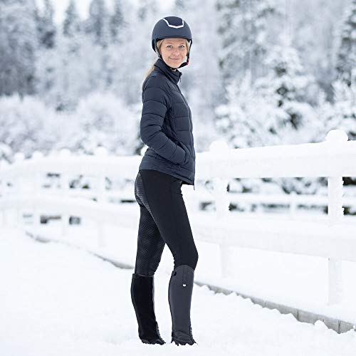 Product Image 2: HORZE Women's Grand Prix Full Seat Breeches – Thermo Softshell