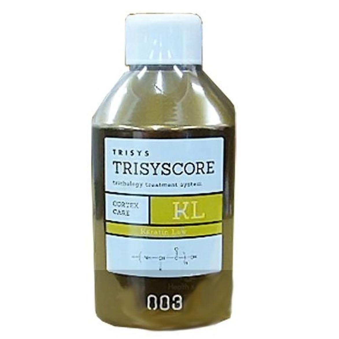 無臭拮抗する伝統ナンバースリー トリシスコア KL 150ml