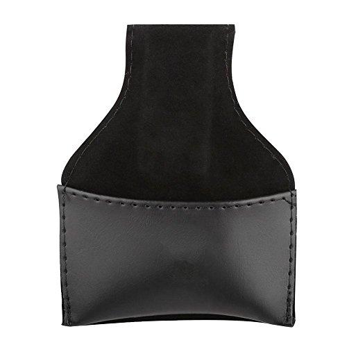 Billard Kreidehalter Snooker Chalk Bag Portable PU-Tasche Tasche