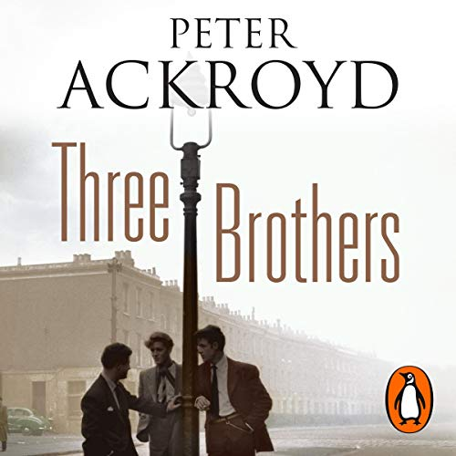 Three Brothers audiobook cover art