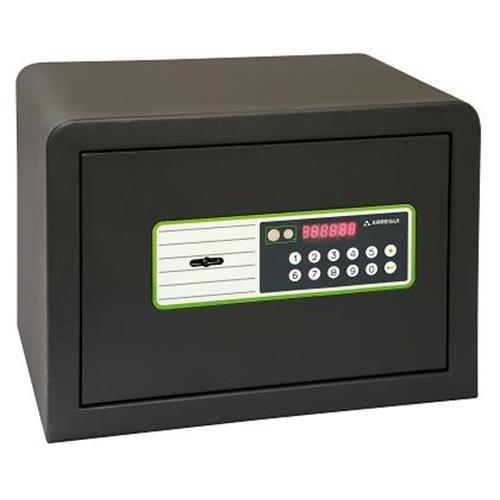 CAJA FUERTE SOBREPONER ELECTRICA 200X310X200 SUPRA 240010