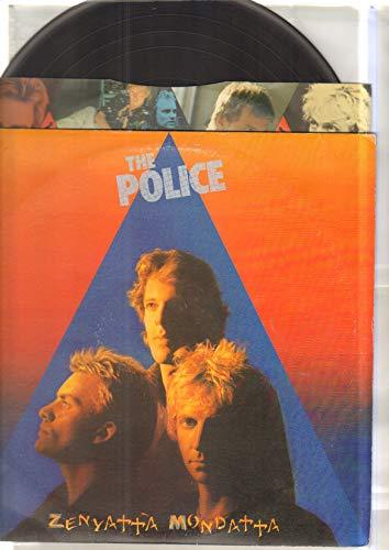 POLICE - ZENYATTA MONDATTA - LP vinyl