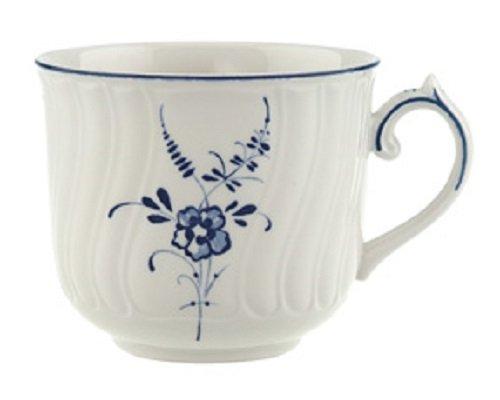 Villeroy & Boch 10-2341-1240 Tasse à Cappuccino Porcelaine Bleu 32 x 21,5 x 9,5 cm