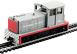 Model Power New HO Southern Pacific Plymouth 0-4-0 Diesel Item 96672