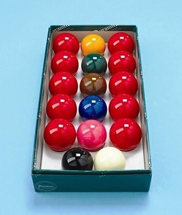 Arasmith Snookerkugel-Set für Zuhause, Zuhause, Zuhause, 5 cm B004GL9TNS  | Ästhetisches Aussehen  931189