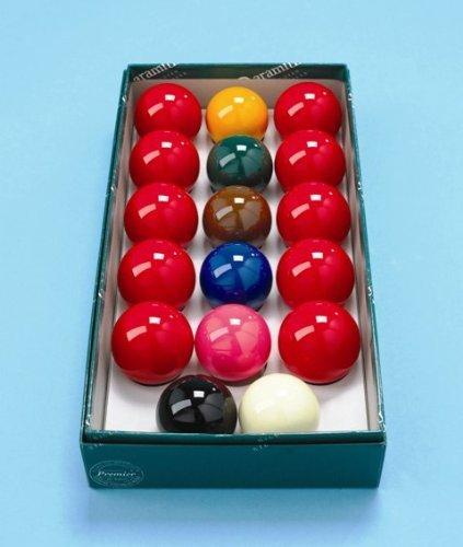 Aramith - Juego de bolas de billar inglés (5 cm): Amazon.es: Deportes y aire libre