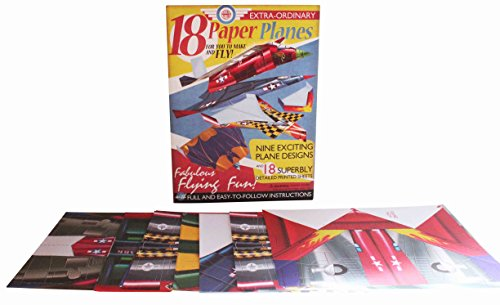 Build Your Own Paper Planes Kit