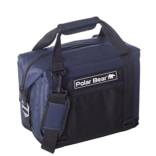 Polar Bear Coolers 12 Pack Original Soft Cooler...