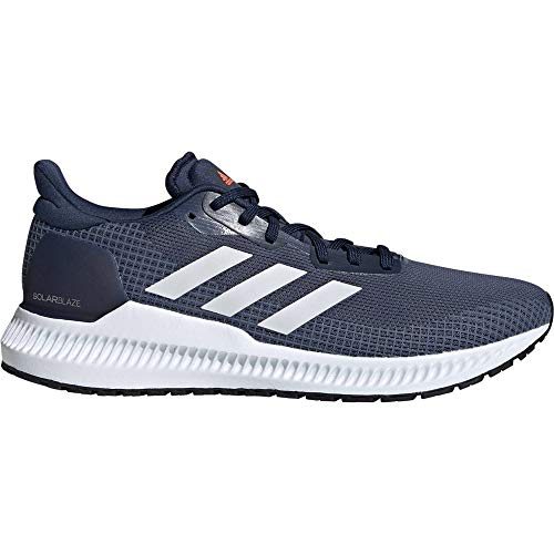 Adidas Solar Blaze M Collegiate Navy/Grey One/Solar Orange 9.5