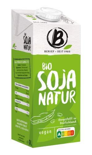 Berief Soja Drink Natur Vegan Laktosefrei 1 Liter