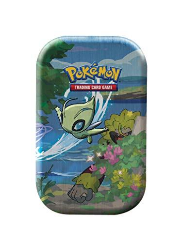 Cards Pokemon - Glänzendes Schicksal - ALLE 5 Mini TINs - Deutsch