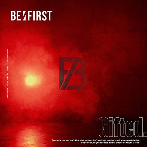 【アナザージャケット付】 BE:FIRST Gifted. (CD(スマプラ対応))の商品画像