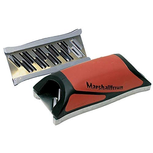 Marshalltown Drywall rasp, Specifications:- Blade Material Stainless Steel, Handle Type Durasoft, Model Name/Number MDR389