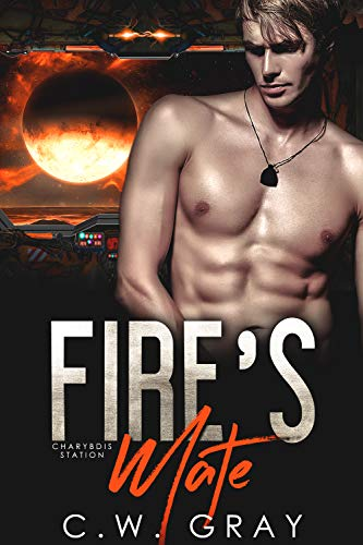 Fire's Mate (Charybdis Station Book 2) (English Edition)