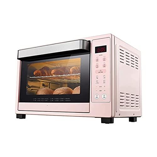 ELXSZJ XTZJ 0,7 CU FT 1500-WATT Horno de microondas de encimera, configuración de cocción PRE programada, Reloj Digital, Interior de fácil Limpieza