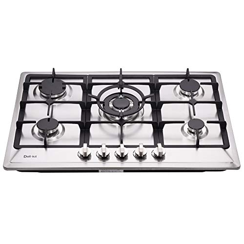 Deli-kit 30 inch Gas Cooktops