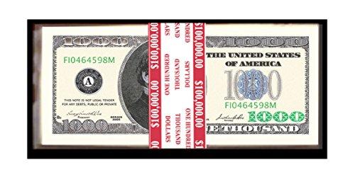 1000 bill real - 5