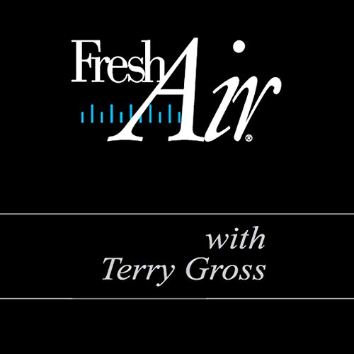 Fresh Air, Mary Robinson cover art