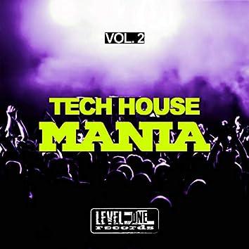 Tech House Mania, Vol. 2