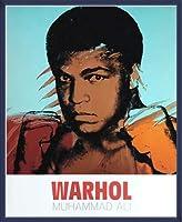 ポスター アンディ ウォーホル モハメド アリ 1977 額装品 ウッドベーシックフレーム(ブルー)