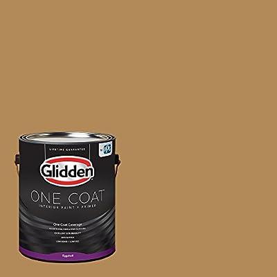 One Coat - Glidden - Interior Paint & Primer, Brown Paint Color