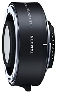 Tamron T62002 - Teleconvertidor 1.4X para Nikon, Negro (B01LCFBNWK) | Amazon price tracker / tracking, Amazon price history charts, Amazon price watches, Amazon price drop alerts