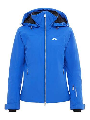 J.Lindeberg Truuli Jacket JL 2L Blau, Damen PrimaLoft Freizeitjacke, Größe XS - Farbe Daz Blue