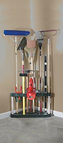 Rubbermaid 5A47 30 Tool Corner Tool Rack