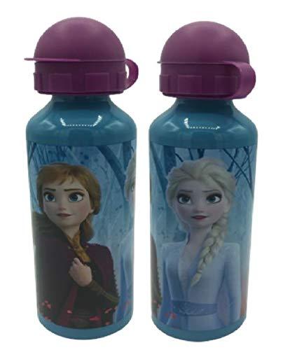 Una Botella de Agua de Aluminio, cantimplora térmica a Prueba de Fugas sin BPA para Levar a la Escuela y Deportes el Termo...
