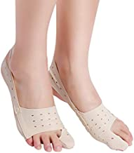 Adjustable Bunion Corrector Sleeves and Bunion Relief Big Toe Straightener Sock for Hallux Valgus Pain Relief Fits Men and Women, Easy Wear in Shoes for Day and Night Support (L)